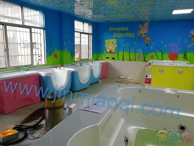 优秀的婴儿游泳馆加盟连锁品牌应具备哪些条件